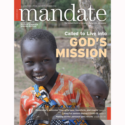 Mandate Magazine Summer 2020: Mission and Service edition