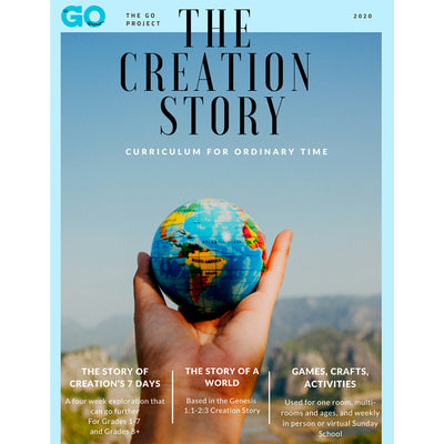 The GO Project Creation Story Curriculum: Free Sample of Curriculum: GO Out of A Box