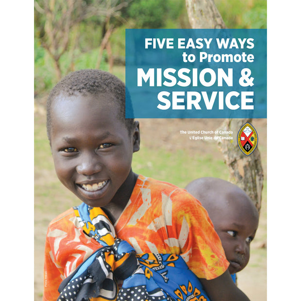 Five Easy Ways: Promote Mission & Service Fundraising (Softcover)