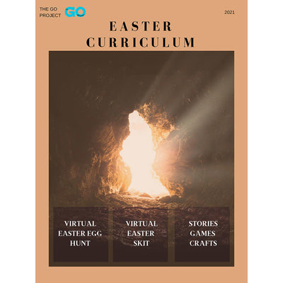 The GO Project Easter Sunday Curriculum : Free Sample Lesson Plan for Easter Sunday