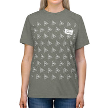 Load image into Gallery viewer, Sacred Geometry - Block Triblend Tee