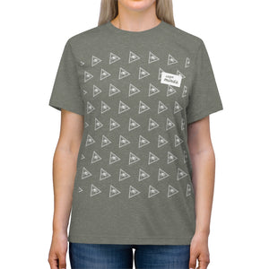 Sacred Geometry - Block Triblend Tee