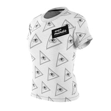 Load image into Gallery viewer, Sacred Geometry | Premium Women's AOP Cut & Sew Tee