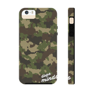 DopeMinds Camo Phone Case