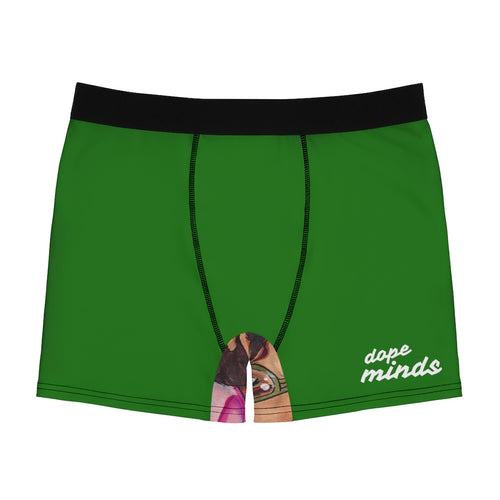 DopeMinds - SquareBears Daddy Bear Boxer Briefs