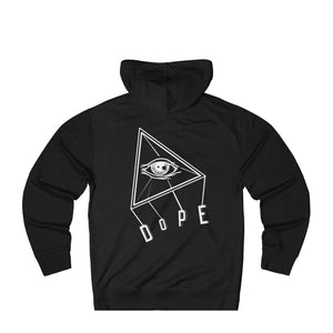 Sacred Geometry Terry Cloth Hoodie
