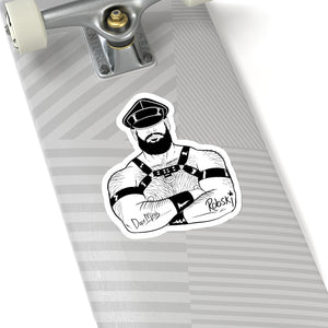 DopeMinds - SIR Stickers