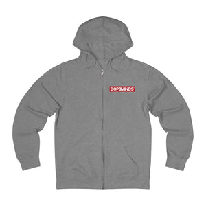 DopeMinds - Collective Class French Terry Zip Hoodie