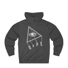 Load image into Gallery viewer, Sacred Geometry Terry Cloth Hoodie