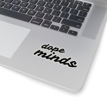 Load image into Gallery viewer, Dope Minds | Black | Cutout Style Stickers