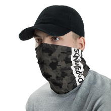 Load image into Gallery viewer, DopeMinds - Camo Class - Face Mask/Neck Gaiter