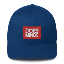 Load image into Gallery viewer, DopeMinds Red Box Logo Hat