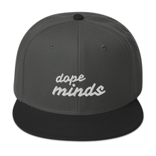 Load image into Gallery viewer, Dope Minds Crew Snap Back
