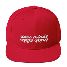 Load image into Gallery viewer, Dope Minds Think Alike SnapBack