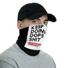 Load image into Gallery viewer, DopeMinds - Keep Doing Dope Shit - Face Mask/Neck Gaiter