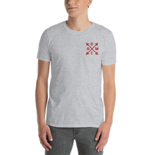 Load image into Gallery viewer, DopeMinds Gym Class Barbells - Embroidered T-Shirt