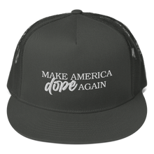Load image into Gallery viewer, DopeMinds - Make America Dope Again Trucker SnapBack