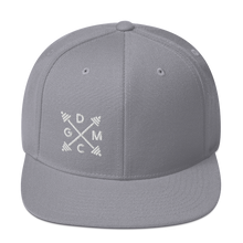 Load image into Gallery viewer, Dope Minds Gym Class - Barbells SnapBack
