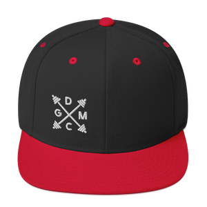 Dope Minds Gym Class - Barbells SnapBack