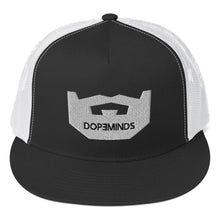 Load image into Gallery viewer, DopeMinds - Beard Class Trucker Hat