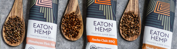 5 remarkable benefits of Hemp Seeds