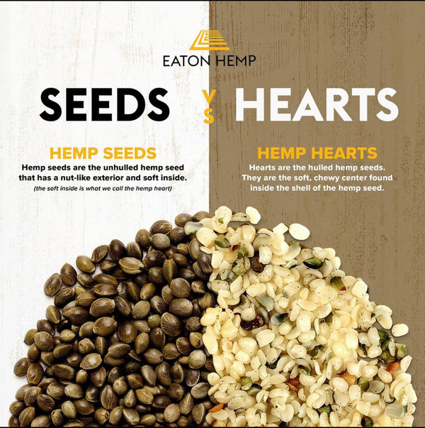 BUNDLE: Hearts and Seeds