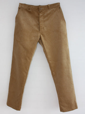 Whale Corduroy Trouser Fawn 315g