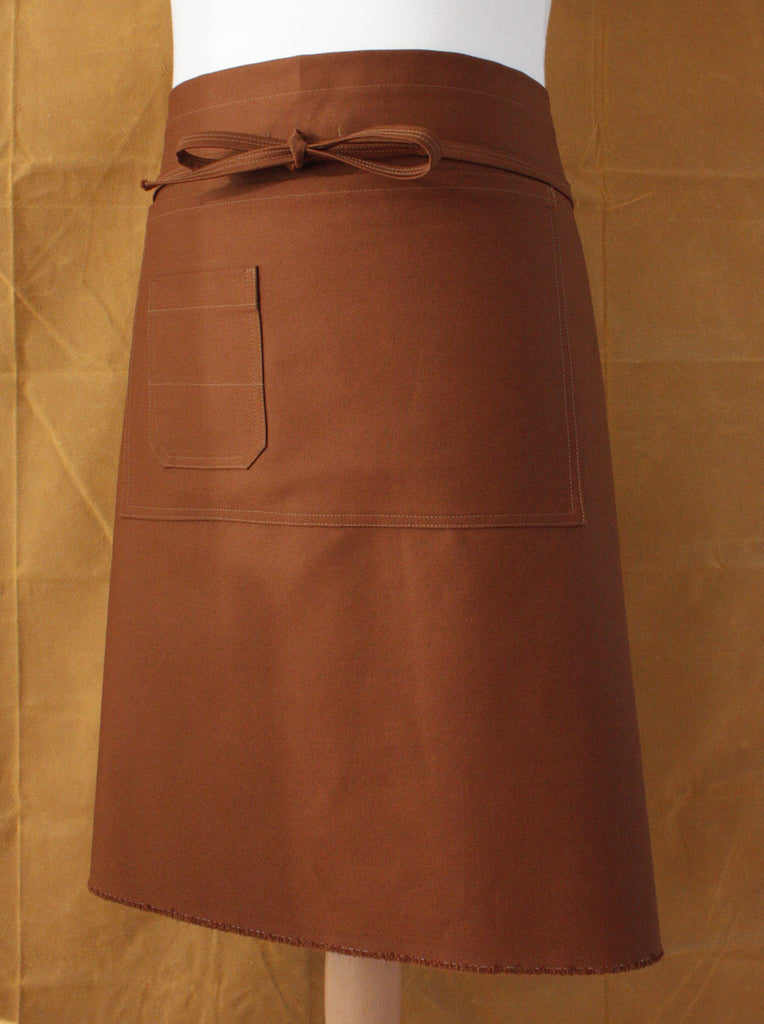 Cotton Apron Cavalry Twill