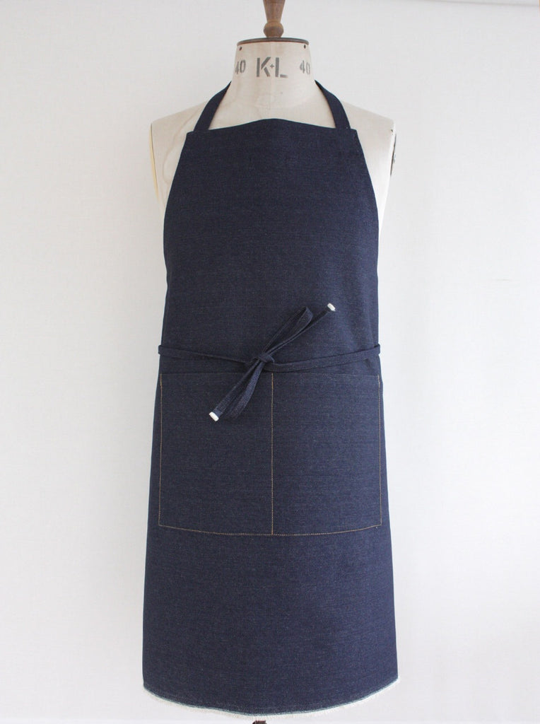 Selvedge Denim Apron