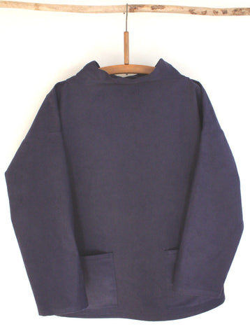 Fishermans Smock Indigo