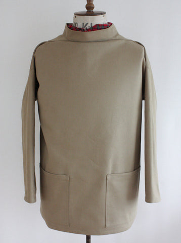Fishermans Smock Khaki