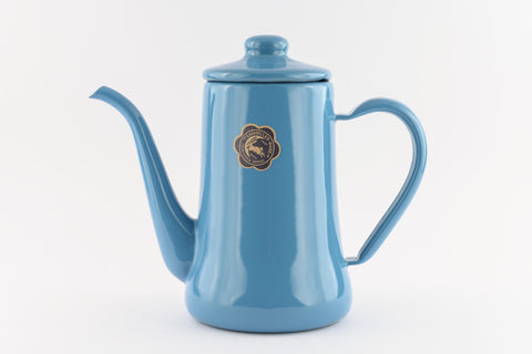 <p>月兔印 x 野田琺瑯 0.7L/1.2L 手沖壺<br/>Noda Horo Enamel Coffee Kettle