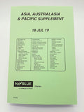 NAVBLUE Asia, Australasia and Pacific Supplement