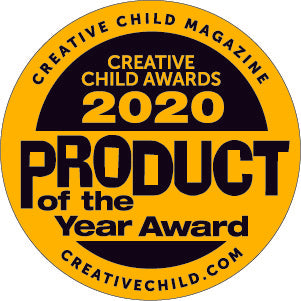2020 Product of the Year Award by Creative Child Magazine