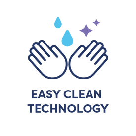 Easy Clean Technology