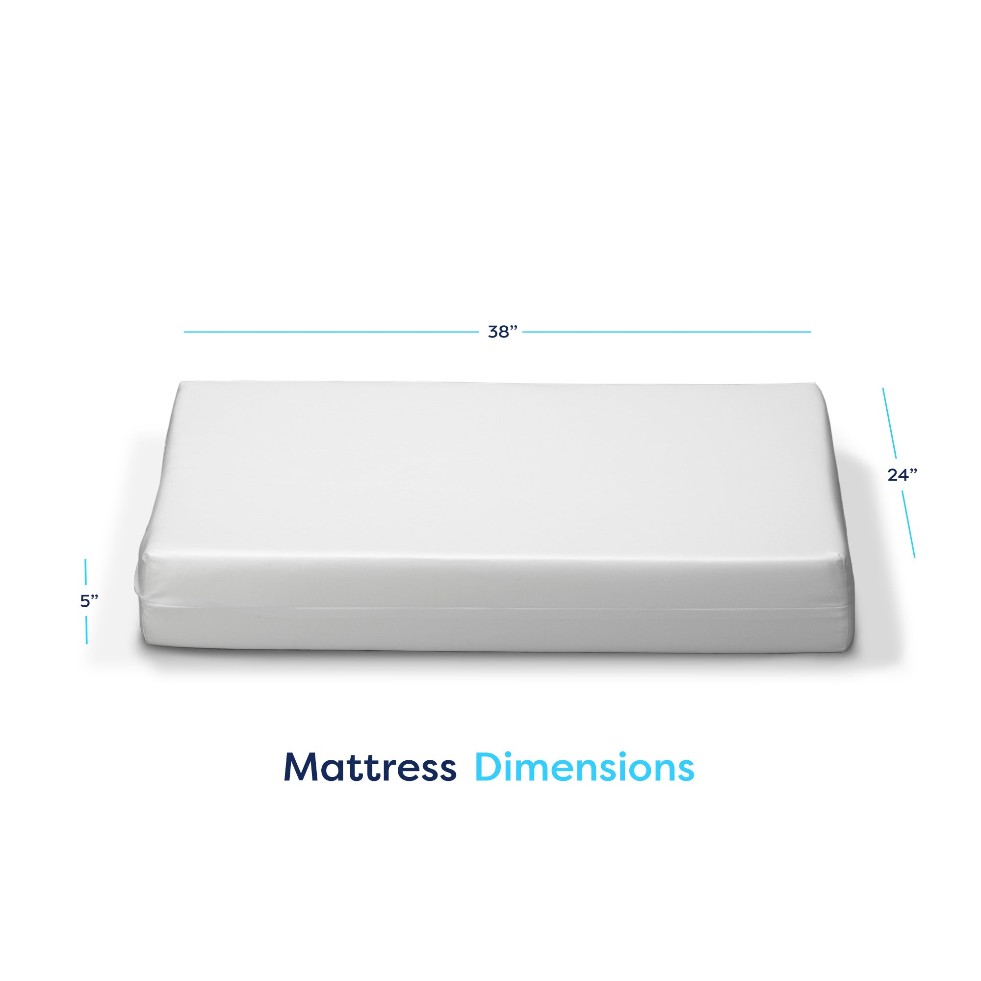 Little Dreamer Mini Crib Mattress