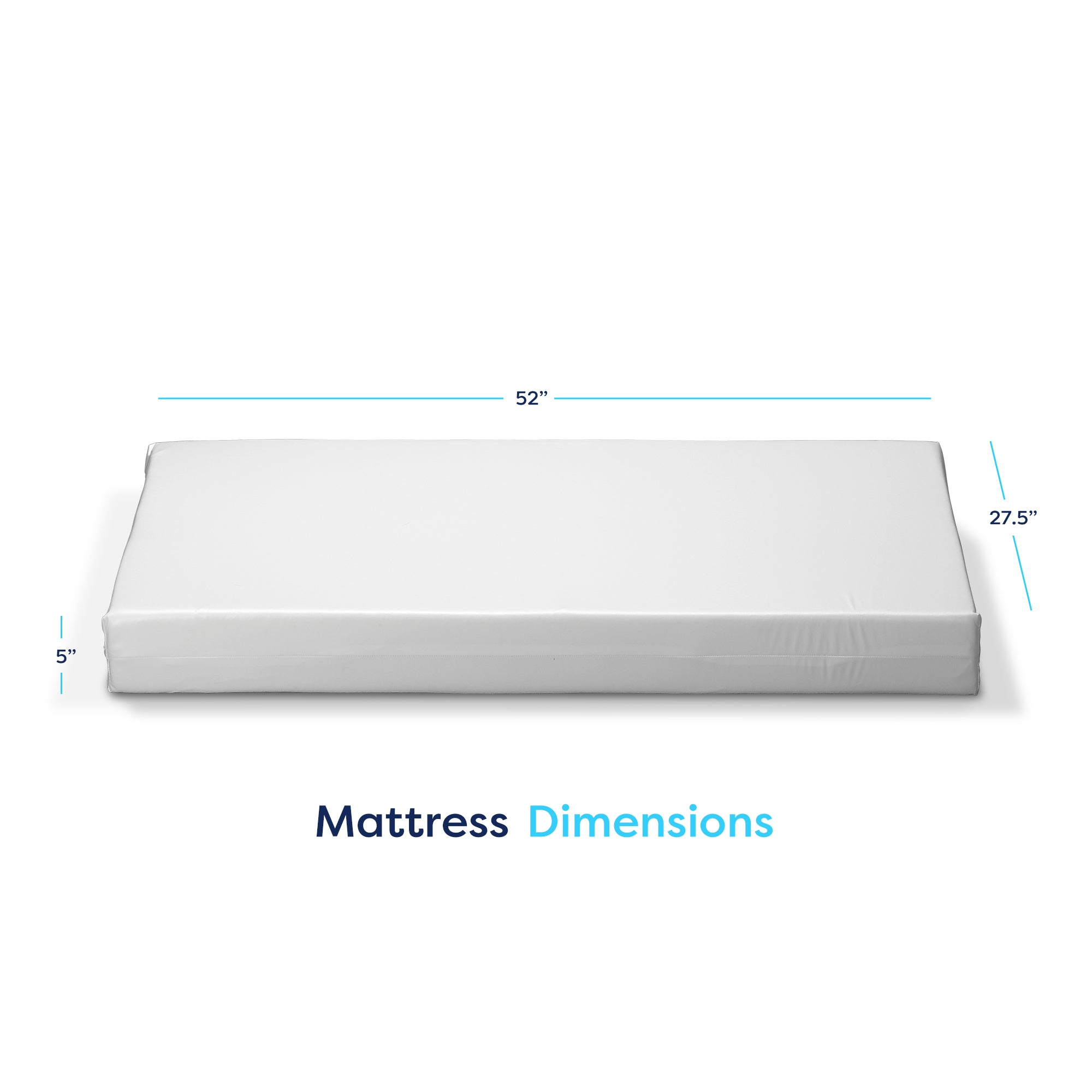 SleepyTyme Crib Mattress