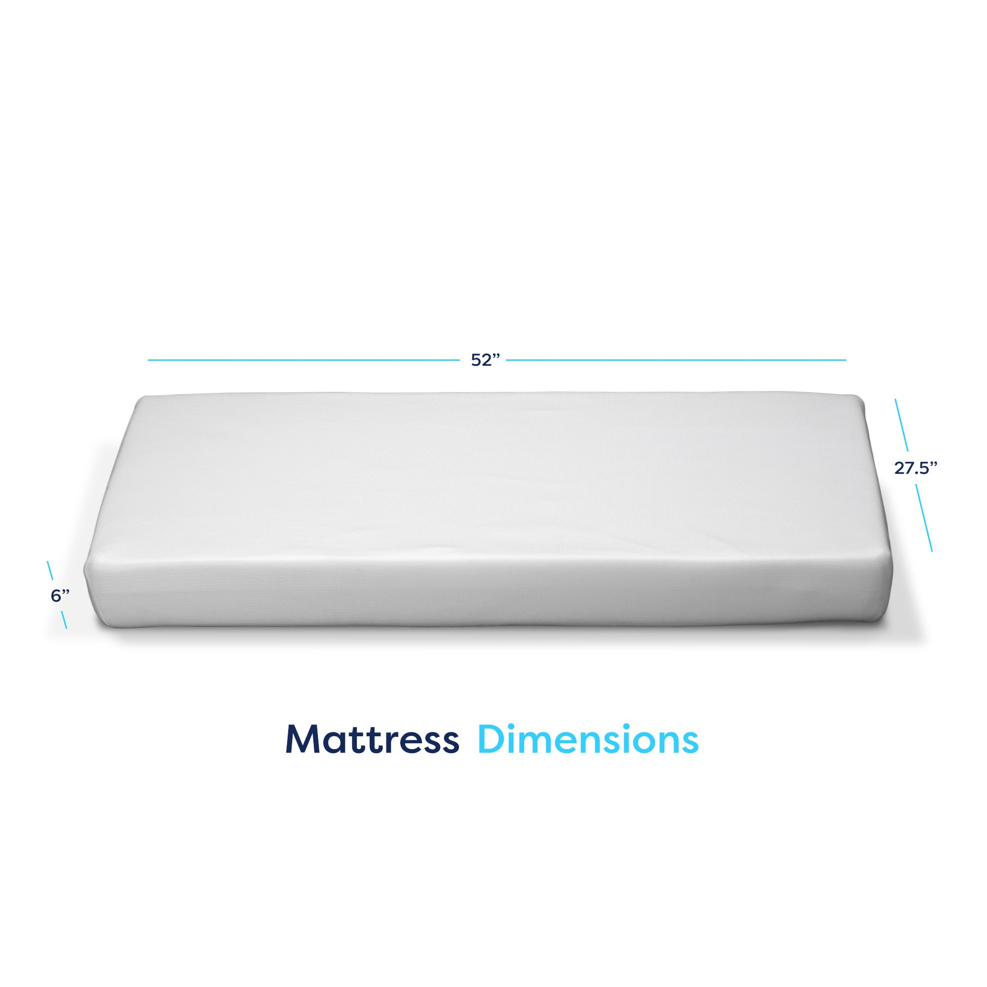Starlight Shimmer Crib Mattress