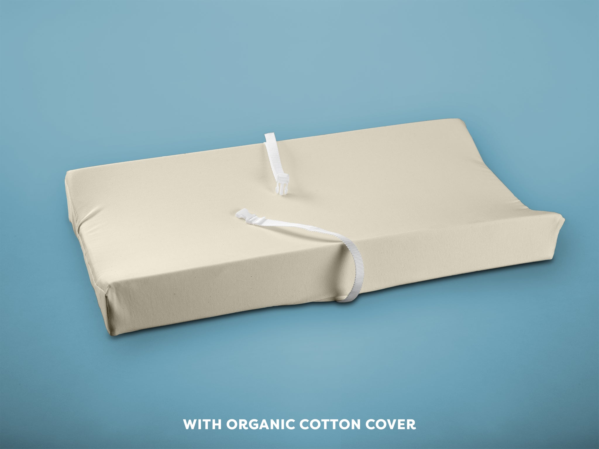 Little Dreamer Contour Changing Table Pad with Organic Cover