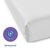 Baby Bluebird Mini Crib Mattress