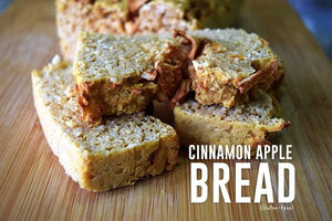 Cinnamon Apple Bread (Gluten-Free)