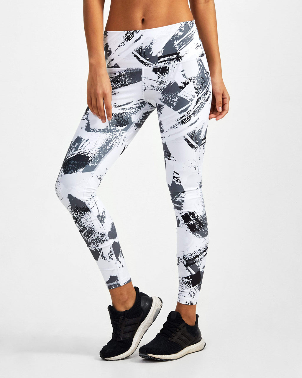 On Your Marks Leggings - GYMVERSUS