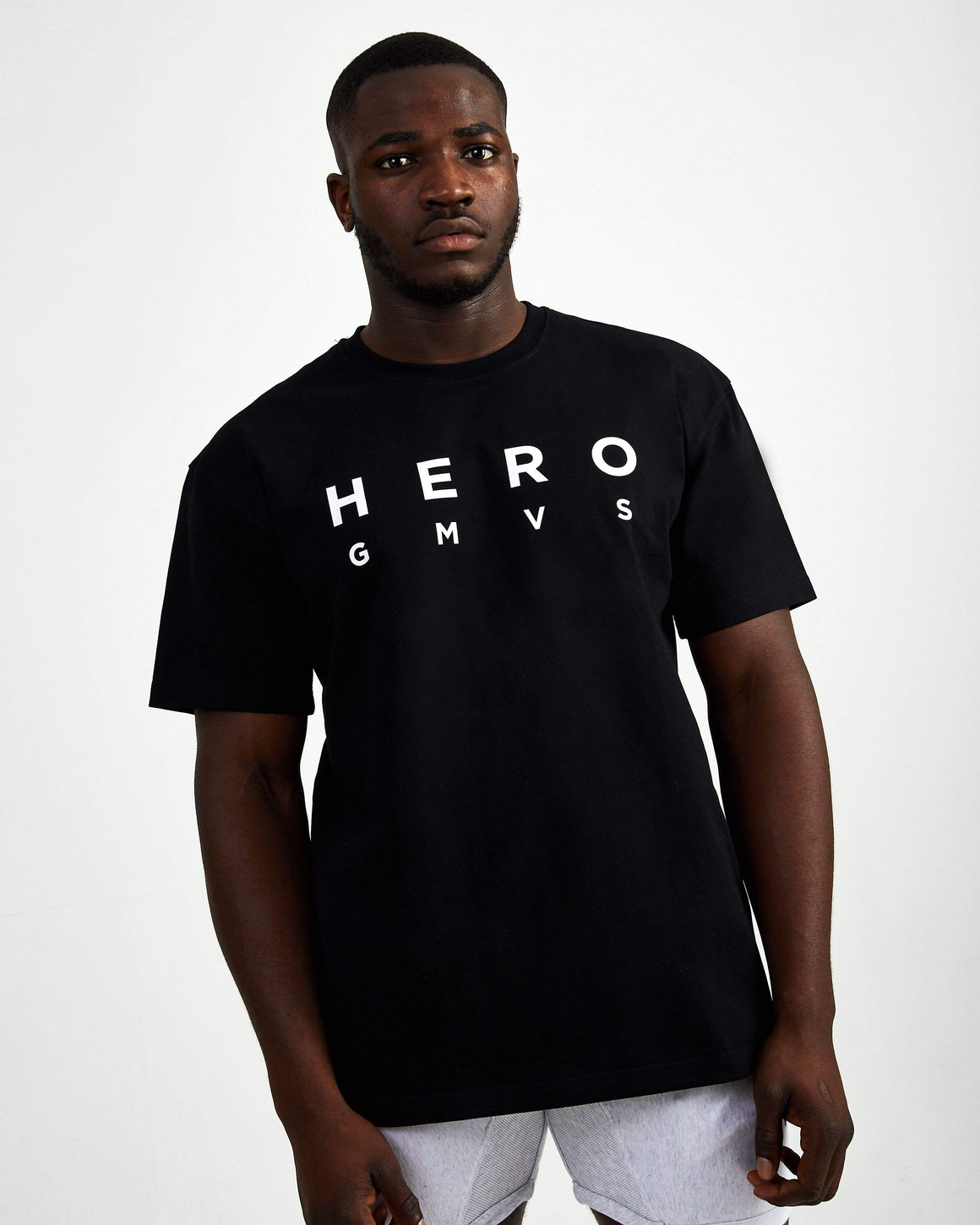 Hero Superset Oversized Cotton Tee