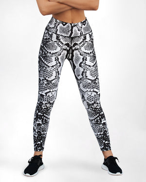California Snake Leggings - GYMVERSUS