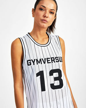 Origins Basketball Jersey - White - GYMVERSUS