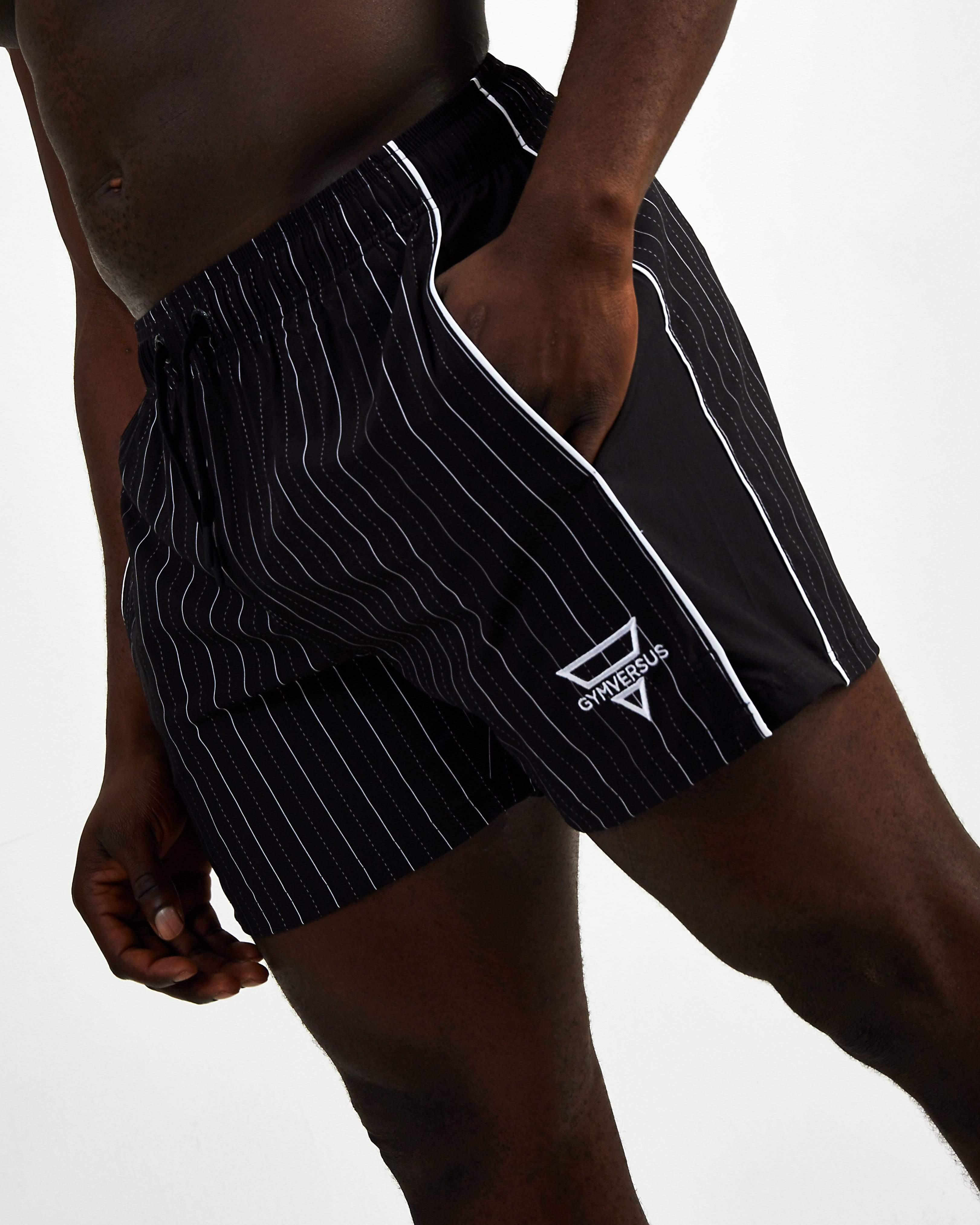 Ringside Training Shorts - Black - GYMVERSUS