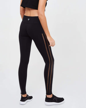 Seamless Mesh Leggings