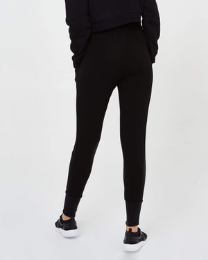 Lightweight Stretch Bottoms - Black - GYMVERSUS