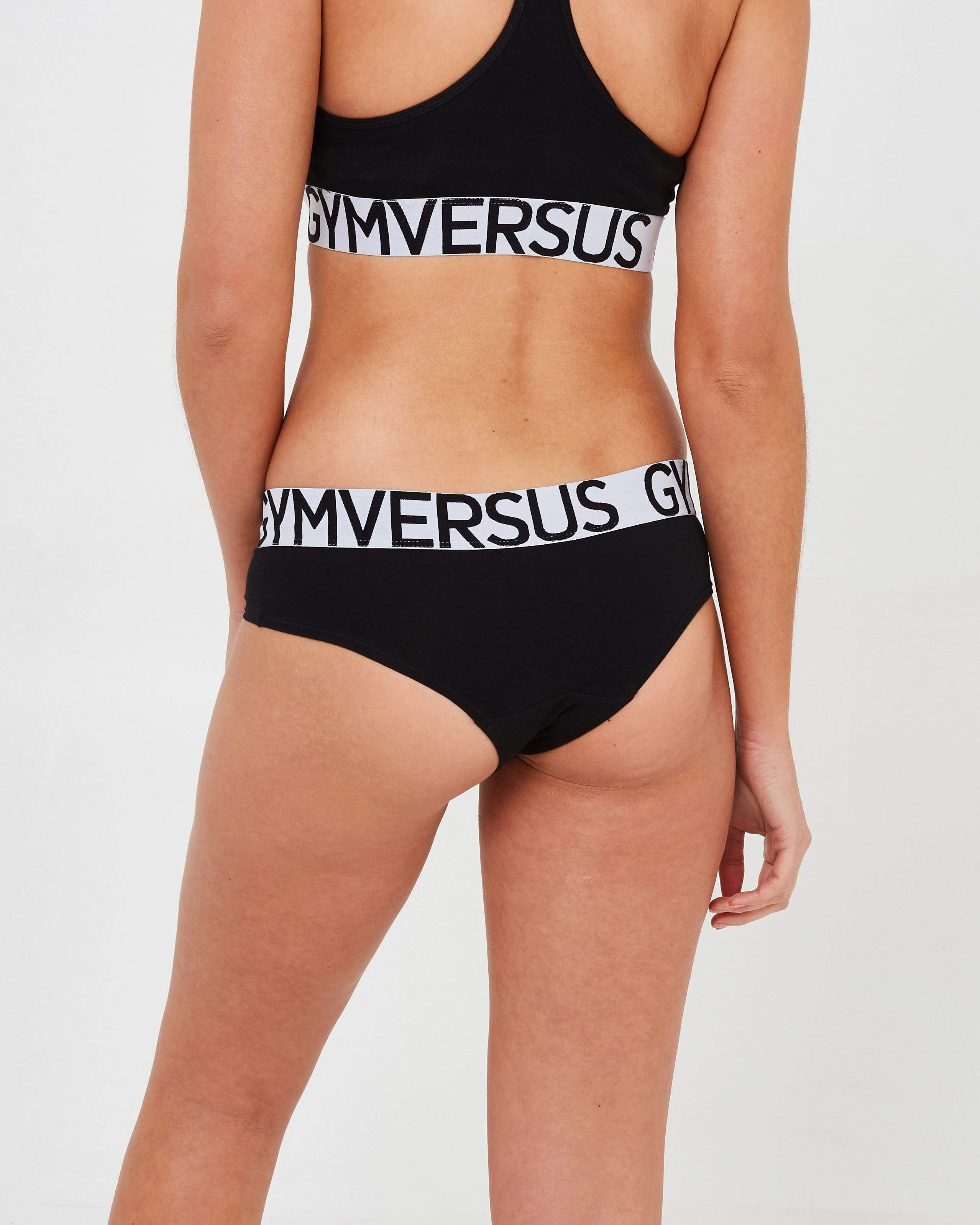 Jersey Brief - Black - GYMVERSUS
