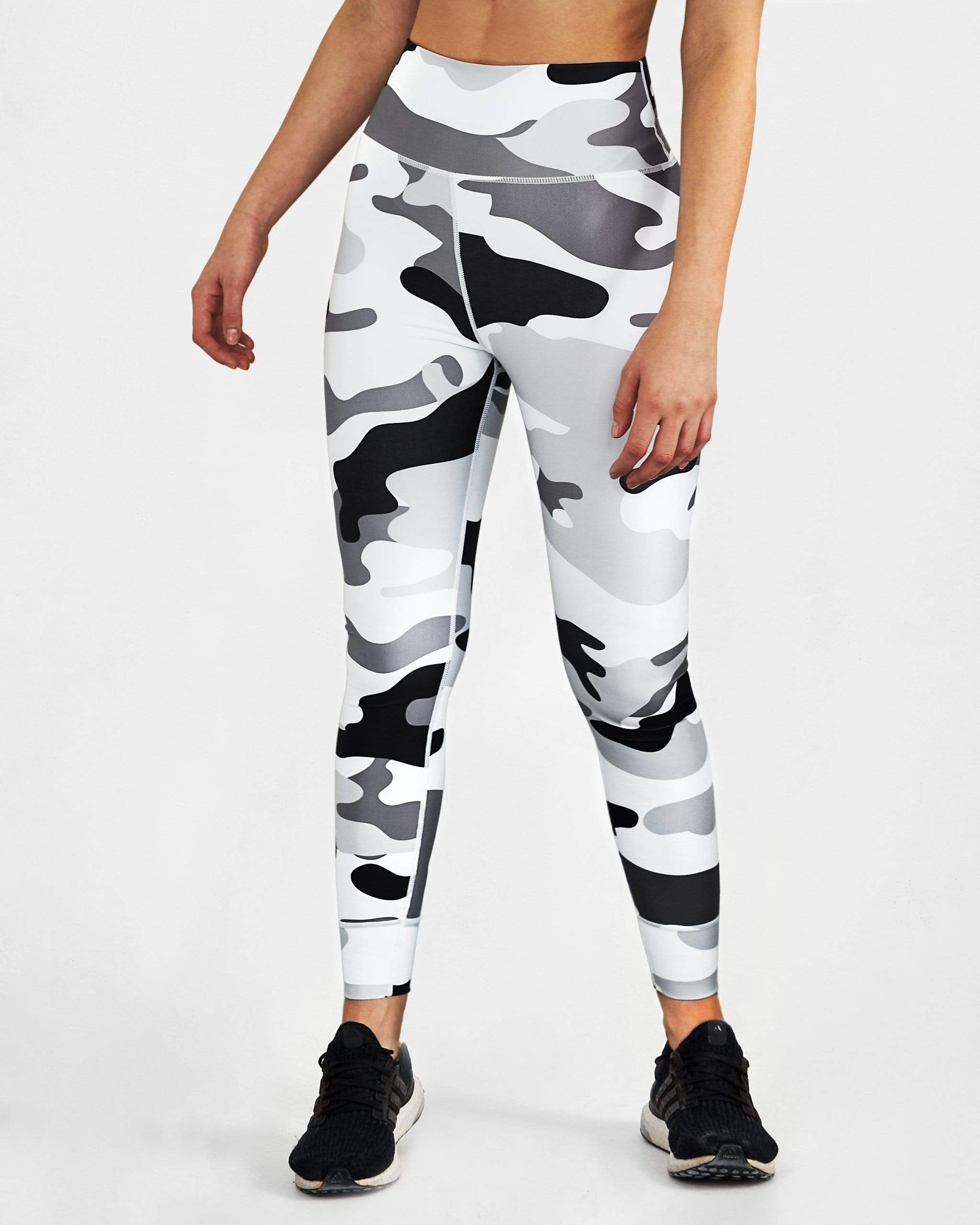 Urban Camo Leggings - GYMVERSUS